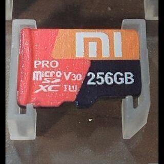【訳あり】microSD 256GB