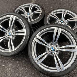 BMW純正ダブルスポーク343M 20インチ F10系M5純正 本物