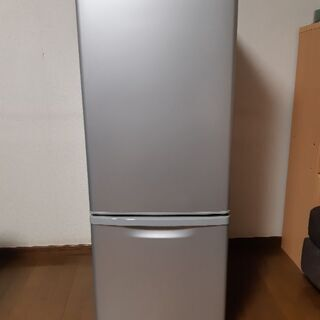 冷蔵庫 Panasonic 2017年製 168L