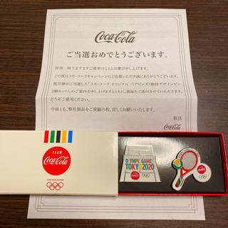 【非売品】コカコーラ オリジナルペアピンズ