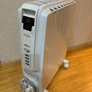 デロンギ☆オイルヒーター☆暖房器具☆ジャンク品☆電化製品