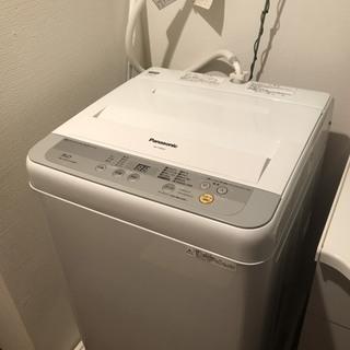 洗濯機 PANASONIC NA-F50B10