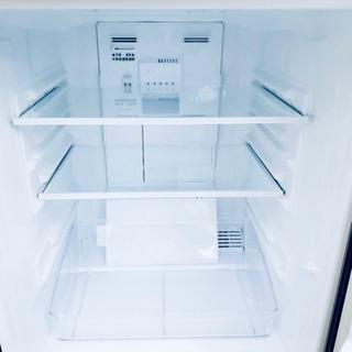 487番 SHARP✨ ノンフロン冷凍冷蔵庫❄️  SJ-BK14Y-B‼️  - 新宿区