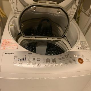 ●◆全自動洗濯乾燥機 8kg/4.5kg 東芝 AW-80VL ...