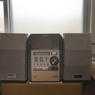 【値下げ】ステレオ MD CD カセット