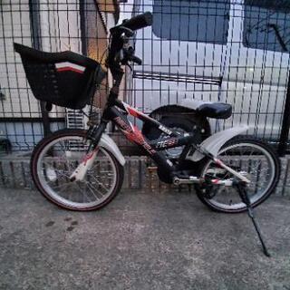 子供自転車(お譲り先決定)