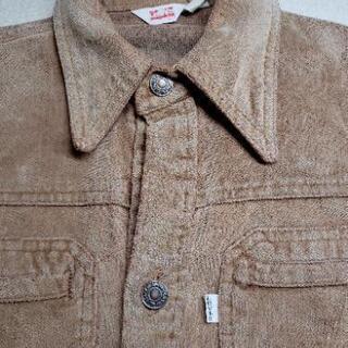 LEVI'S メンズ ワークシャツ 古着
