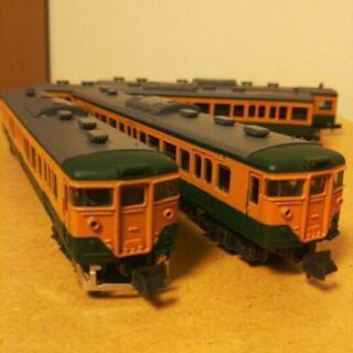【車輌4両・ジャンク品】鉄道模型・Nゲージ