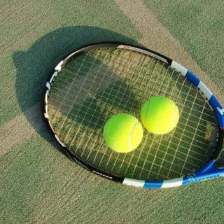 硬式テニスのメンバー募集中