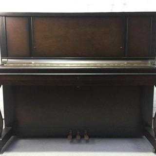 猫足コーヒーブラウン アップライトピアノ APOLLO AR78Z