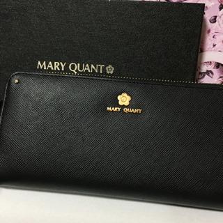 マリークワント 長財布