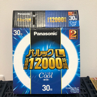 Panasonic パナック 30形蛍光灯×1