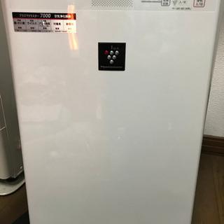 シャープ プラズマクラスター7000 空気清浄機