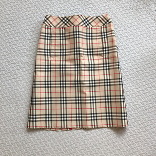 Burberry bluelabel スカート