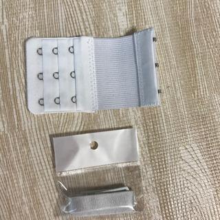ブラ延長ホック ブラストラップ 3段3列 三色三セット