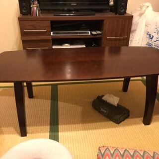 美品 座卓 ローテーブル 天然木 家具 木製 ちゃぶ台