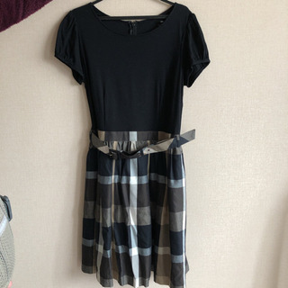 ワンピース Burberry blue label