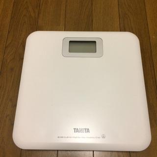 タニタ体重計 2016年製 HD-661