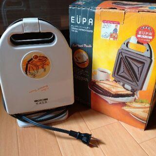 ホットサンド トースター EUPA