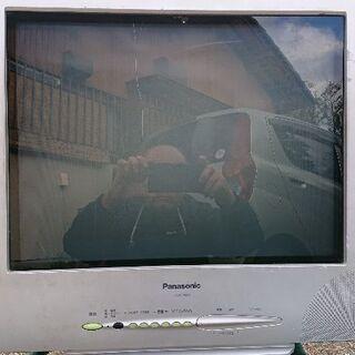 Panasonic21型ブラウン管テレビ