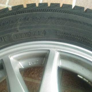 スタッドレスタイヤ、155/65/R13,ヨコハマタイヤ