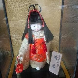 日本人形  雛祭りにも