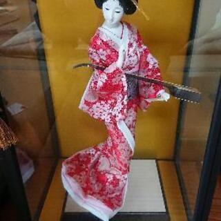 日本人形 雛祭りにも。