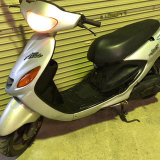 ★格安★実働100ccバイク ヤマハ アクシス100 SB01J...