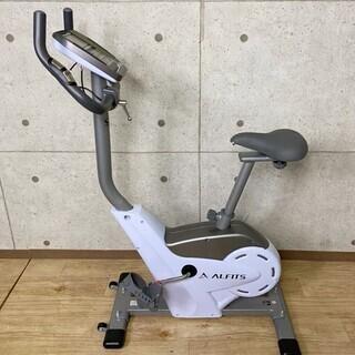 2*64 アルインコ フィットネスバイク AFB6117 エクサ...