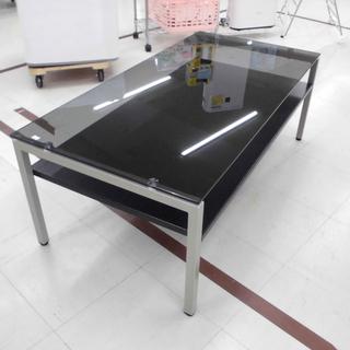 ニトリ ガラステーブル ローテーブル センターテーブル 幅…