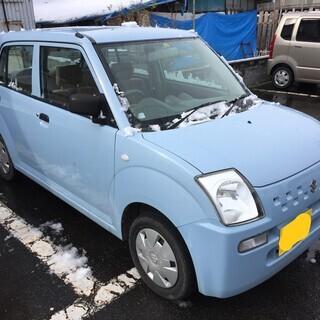 スズキ アルト E 4WD AT H21年 車検R2年3月30日...