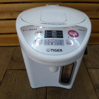 TIGER タイガー 電気ポット 2.2L PDK-D220 2...
