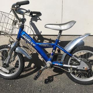子供用14インチ自転車Dually