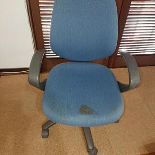 事務椅子(肘付き)