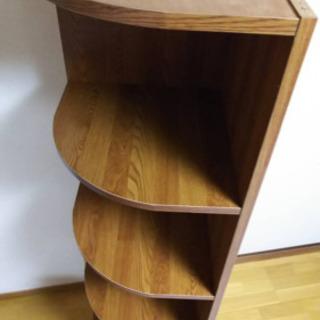 コーナー棚 5段 交渉中 - 家具