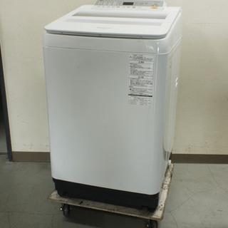 ▲▽Panasonic 洗濯機 NA-FA80H5 2018年製...