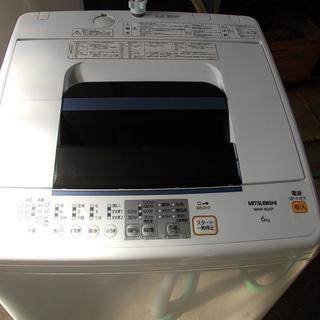 三菱 MITSUBISHI6k 洗濯機を売ります