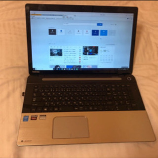 dynabook AZ87/TG  corei7 ノートパソコン