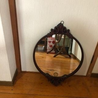 壁掛け式鏡