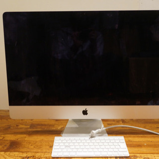 Apple 27インチ デスクトップ