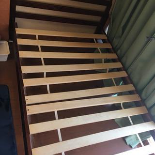 シングルベッド枠です