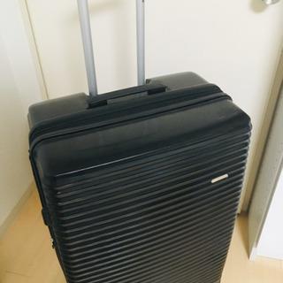 【美品】スーツケース 海外便規程内最大サイズ 無償保証修理付 T...