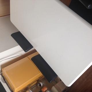 白色ダイニングテーブル