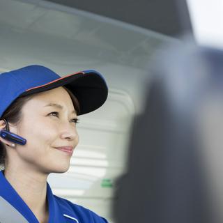 高月収29万円☆配送未経験OK・4tドライバー・日払いOK♪A4...
