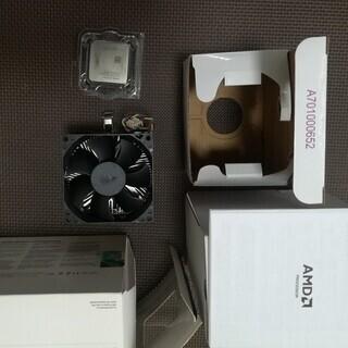 古いですがAMD Athlon X2 7550(Socket A...
