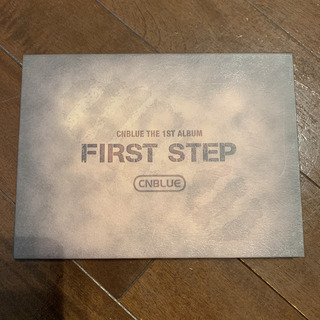 おまけ付き CNBLUE FIRST STEP THE 1ST ...
