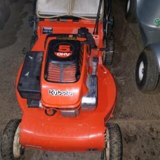 農機 KUBOTA クボタ 自走式芝刈機 W5021 中古