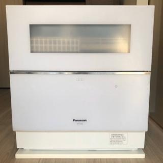 Panasonic NP-TZ100  食洗機 ホワイト