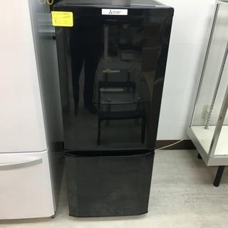 三菱146L冷蔵庫 2018年製 分解クリーニング済み!!!