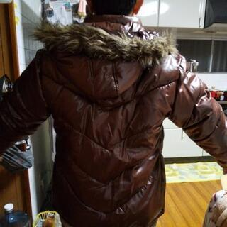 メンズ、フードつきジャケット‼️